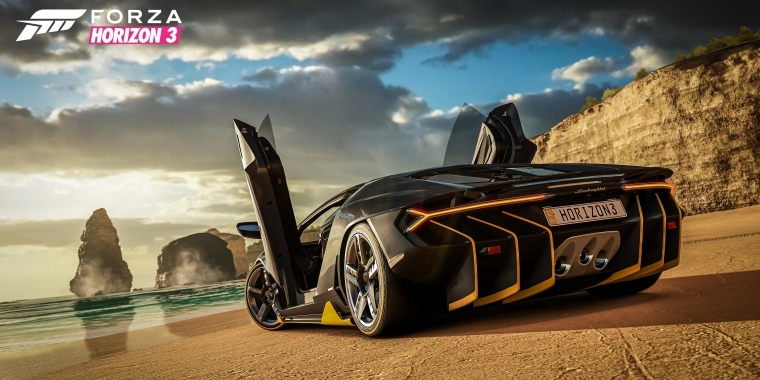 Forza Horizon 3 Screenshots - E3 2016 - Artwork Xboxdev.com