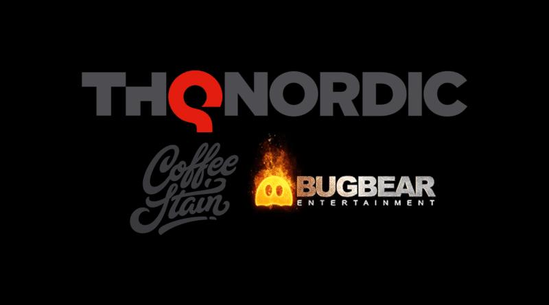 THQ Nordic - Bugbear - Coffee Stain Studios - Xboxdev.com