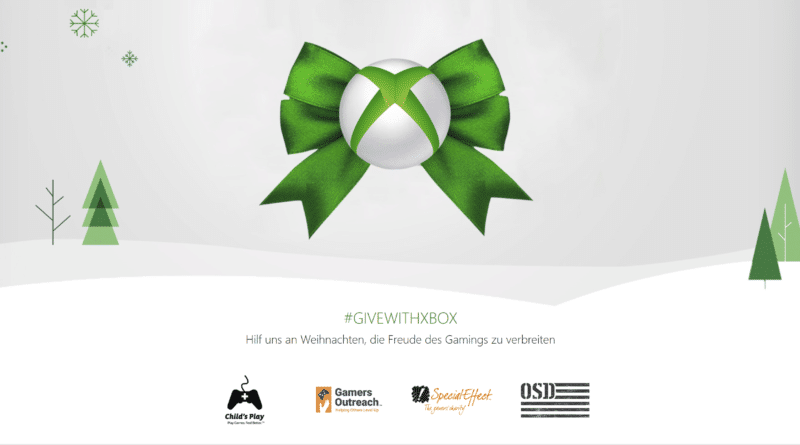 give with xbox #givewithxbox - xboxdev.com