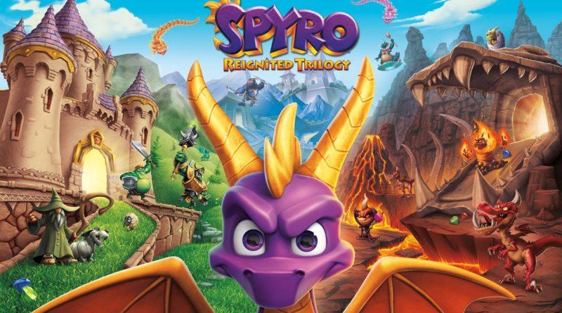 Spyro Reignited Trilogy - xboxdev.com