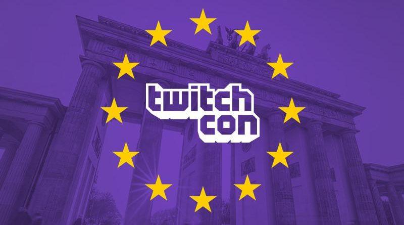twitchcon europa 2019 - Berlin - Xboxdev.com