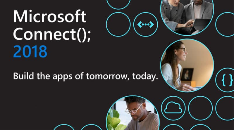 Microsoft Connect 2018