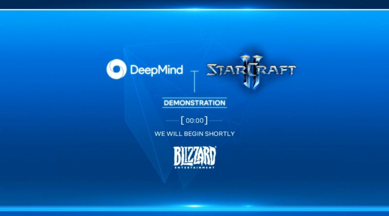 Deepmind - Starcraft 2 - Demonstration - xboxdev.com - Blizzard
