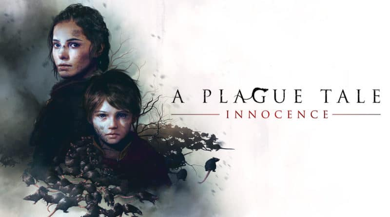 A Plague Tale Innocence - Cover - FHD