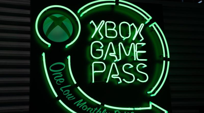 Xbox - GamePass - Logo - Photograph