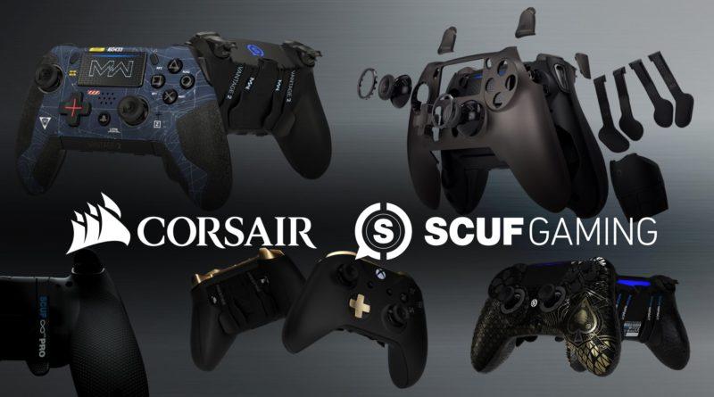 Corsair - Scuf Gaming
